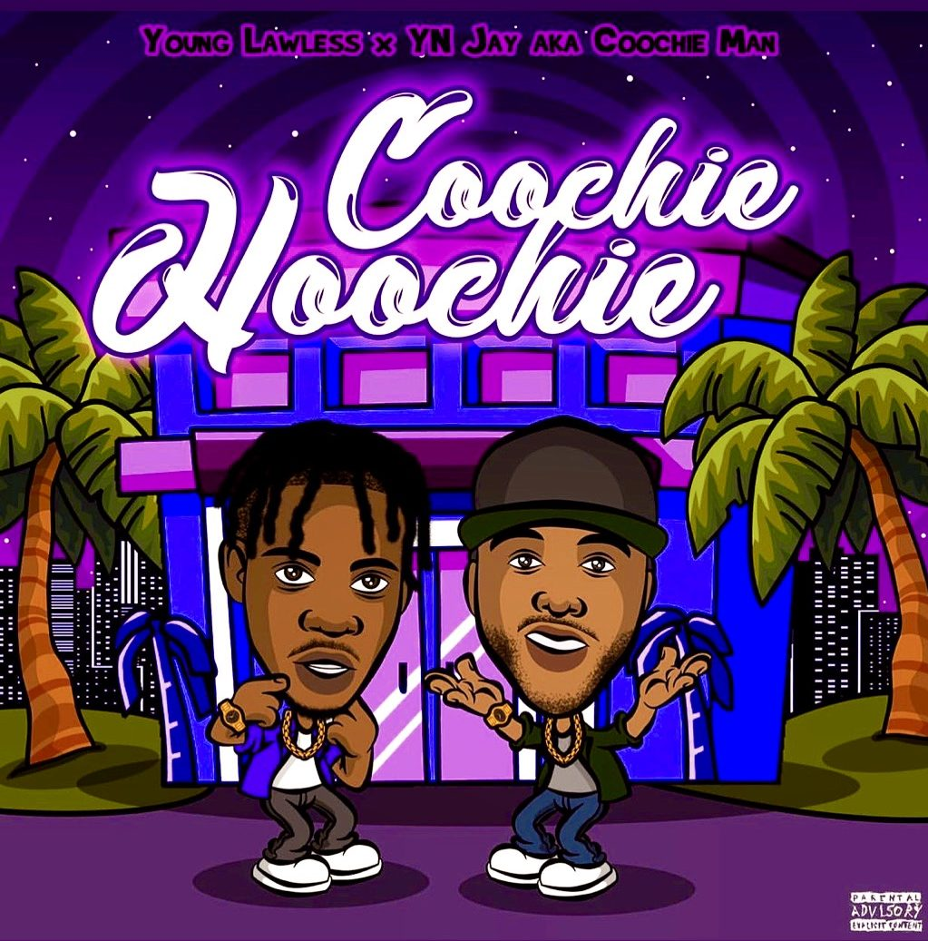 """Compton Native Young Lawless Shares New Song """"Coochie Hoochie"""" Ft. YN Jay"""