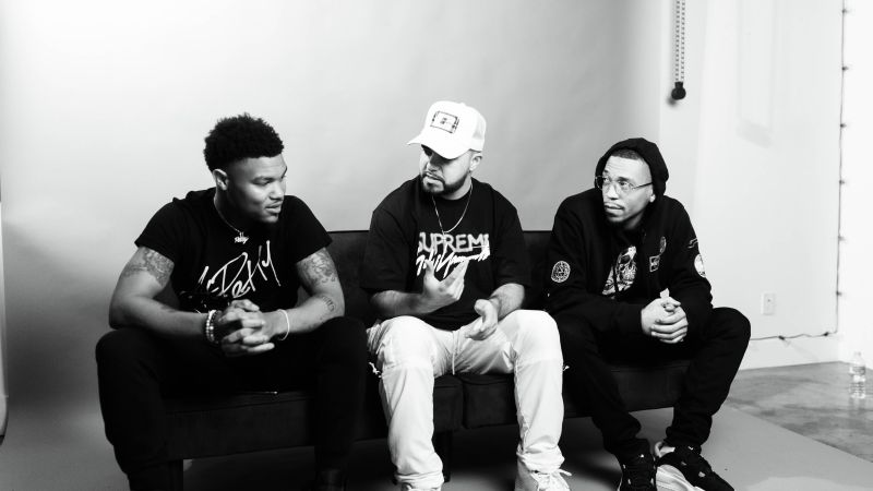 PettyPetty & Mike Almighty Talk AlPetty, Growing Up In Crenshaw District, Working W/ Drakeo + More