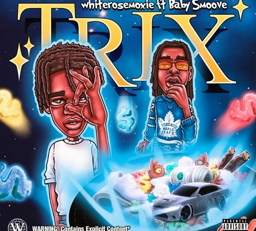 "Whiterosemoxie Connects With Baby Smoove For The Remix To ""trix"""