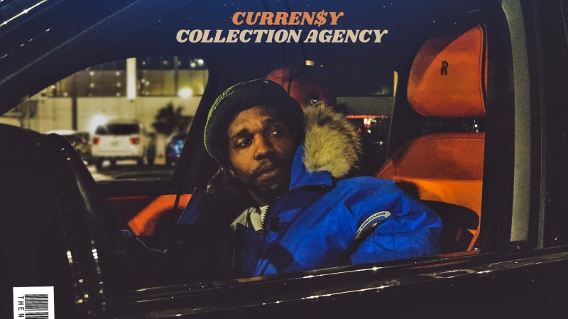 """Curren$y Drops Off Two Songs From His Upcoming Project """"Collection Agency"""" Set To Drop On Friday"""