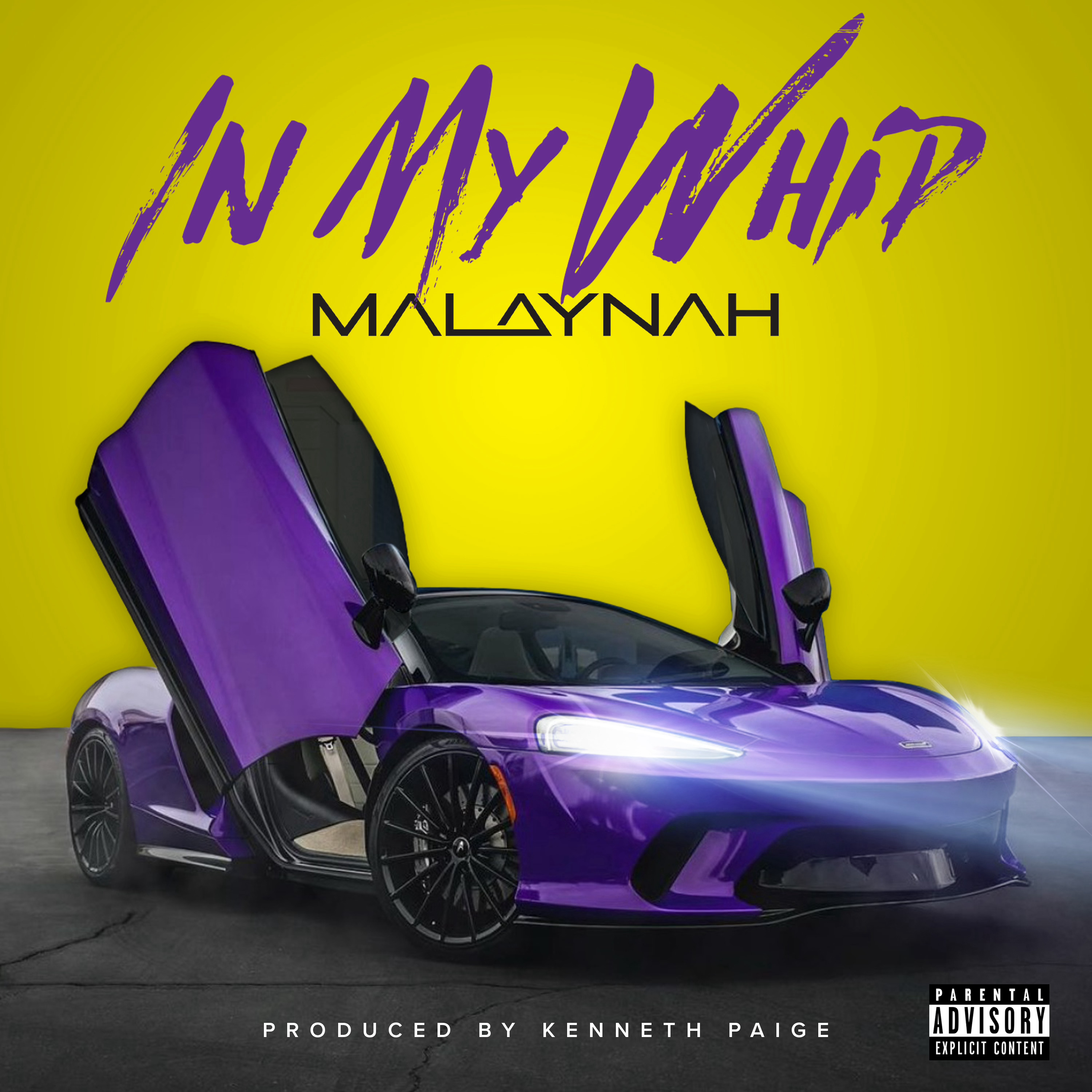 """Malaynah Raps Laps Around The Competition On """"In My Whip"""""""