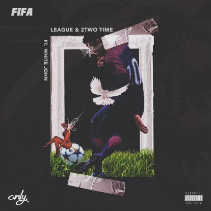 """League & 2Two Time Connect W/ White John On """"Fifa"""""""