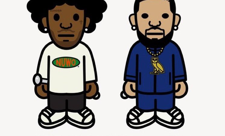 "Brent Faiyaz & Drake ""Wasting Time"" Prod. The Neptunes (LEAK)"