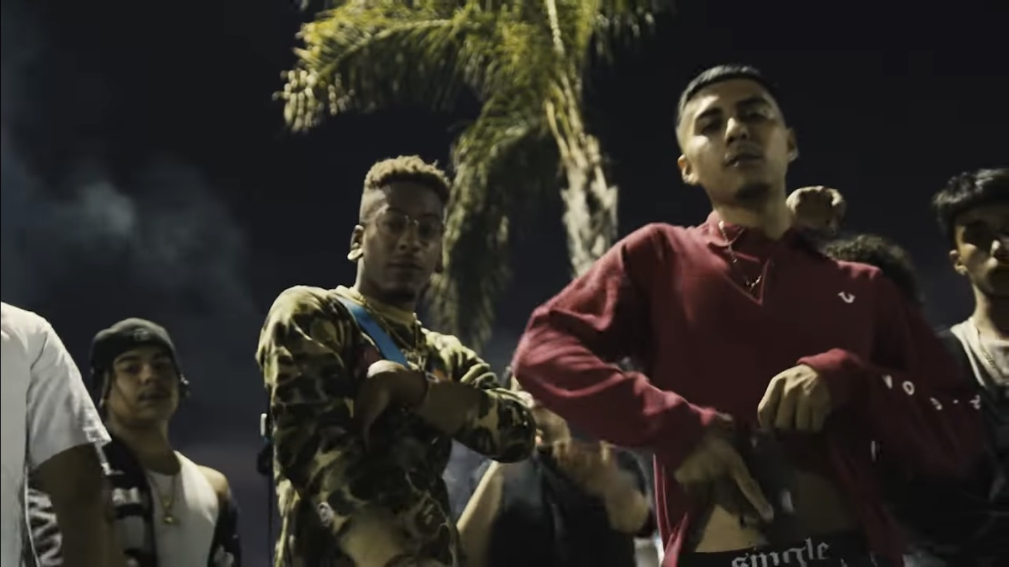 MoneySign $uede & AzChike Are 'Geeked Up' In