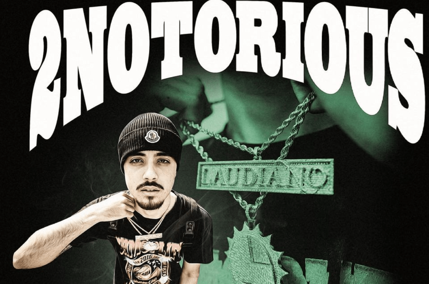Laudiano Emerges As L.A.'s Newest Artist-Producer Heavyweight On '2Notorious' Album