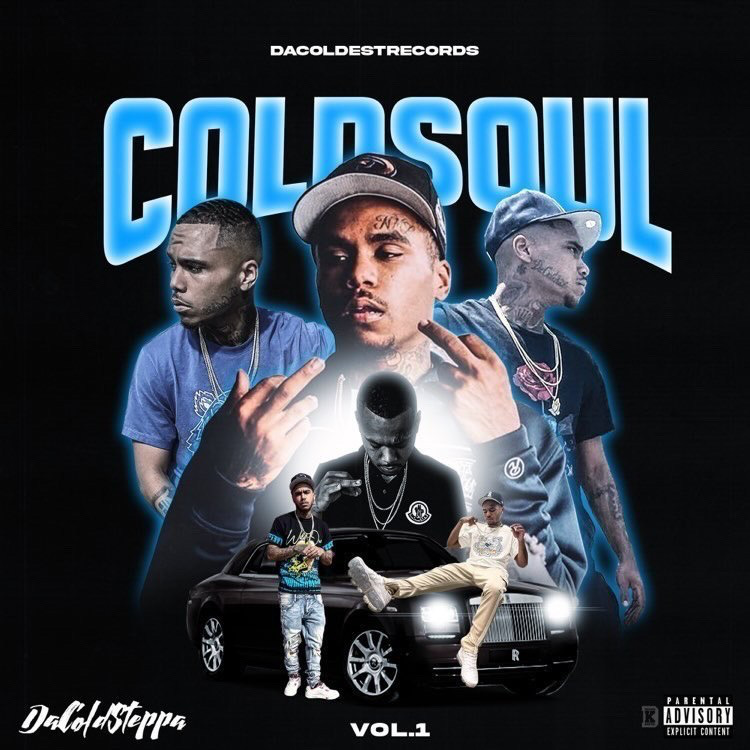 DaColdSteppa Felxes His Lyrical Cold Shoulder On His 'Cold Soul' EP