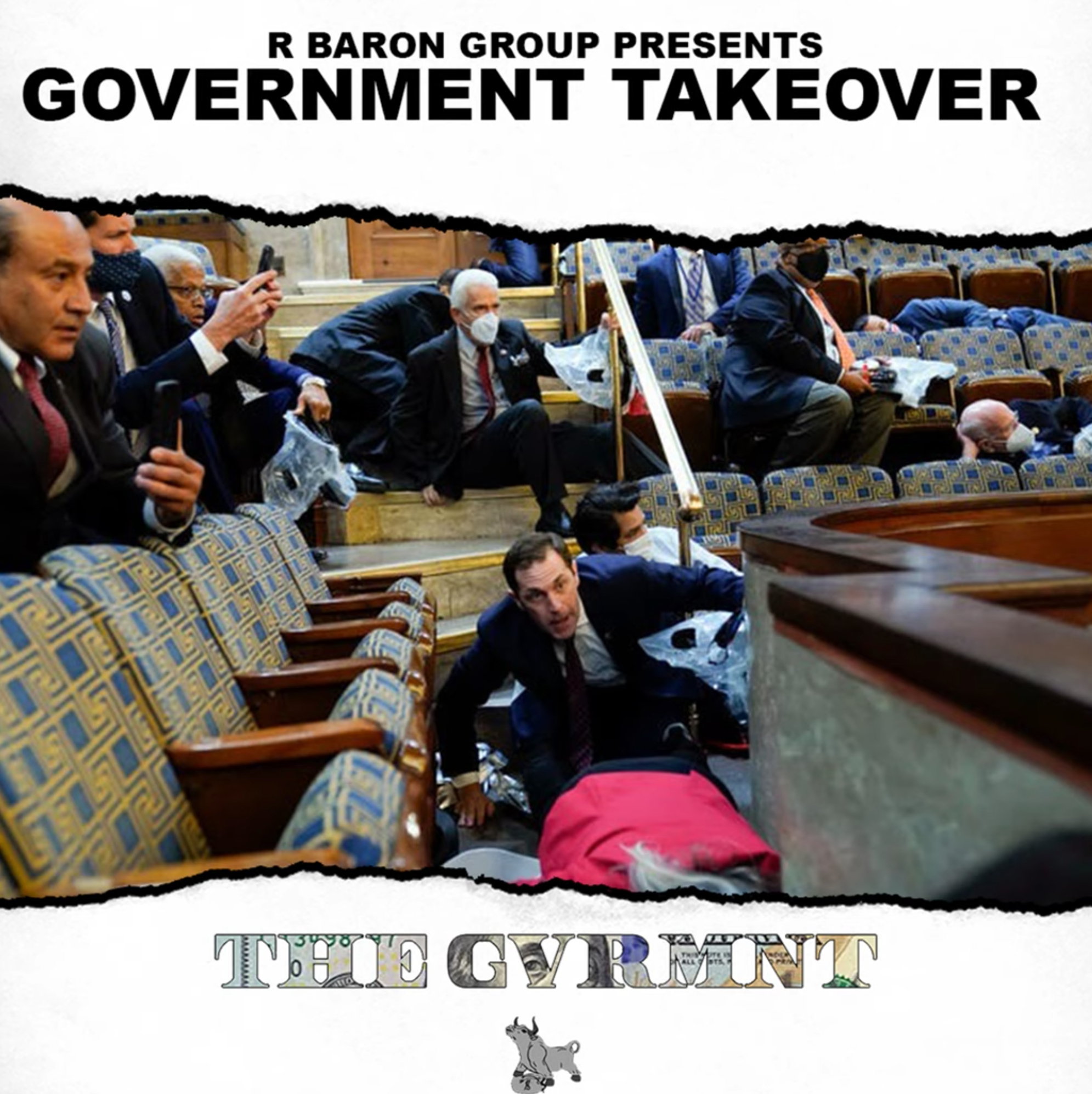 Tap Inward To 'The GVRMNT Takeover' Instrumental Tape