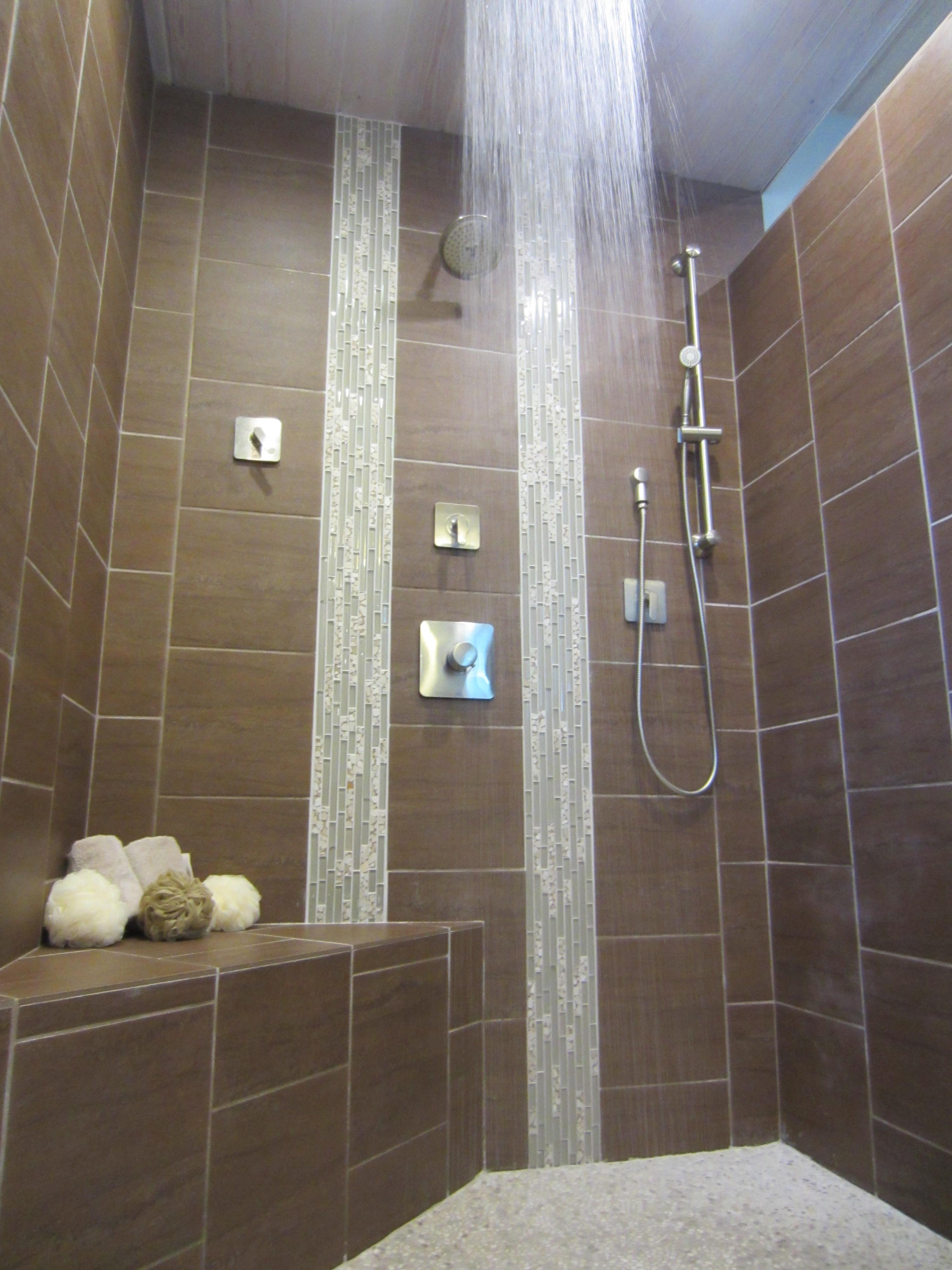 Design Elements: Tile Design   Stylish Living with RCI on Bathroom Tile Pattern Design  id=97762