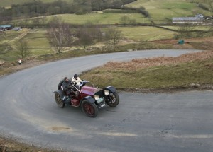 Rosedale, Flying Scotsman Rally, 1913 Chalmers 10