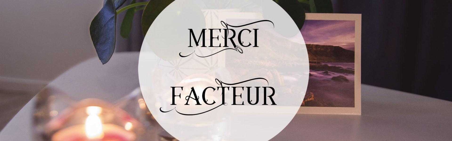 Merci Facteur