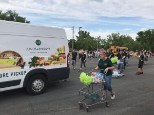 Lunds & Byerlys, parade sponsors