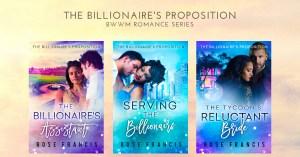 The Billionaire's Proposition BWWM series