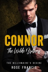 Connor: The Wilde Brothers Book Cover