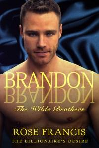 Brandon BWWM Romance Book Cover
