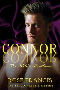 Connor Book Cover