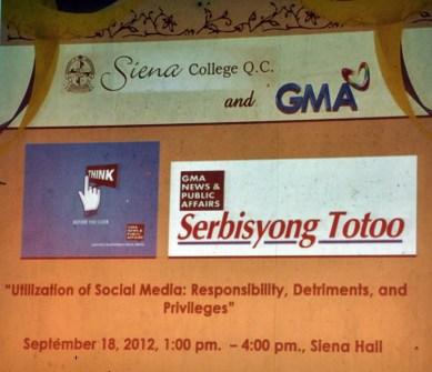 Seminar theme