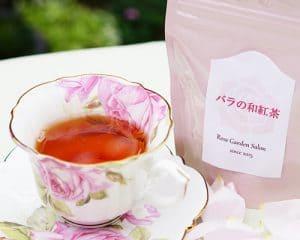 バラの和紅茶