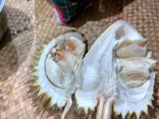 Durian, selalu kurang