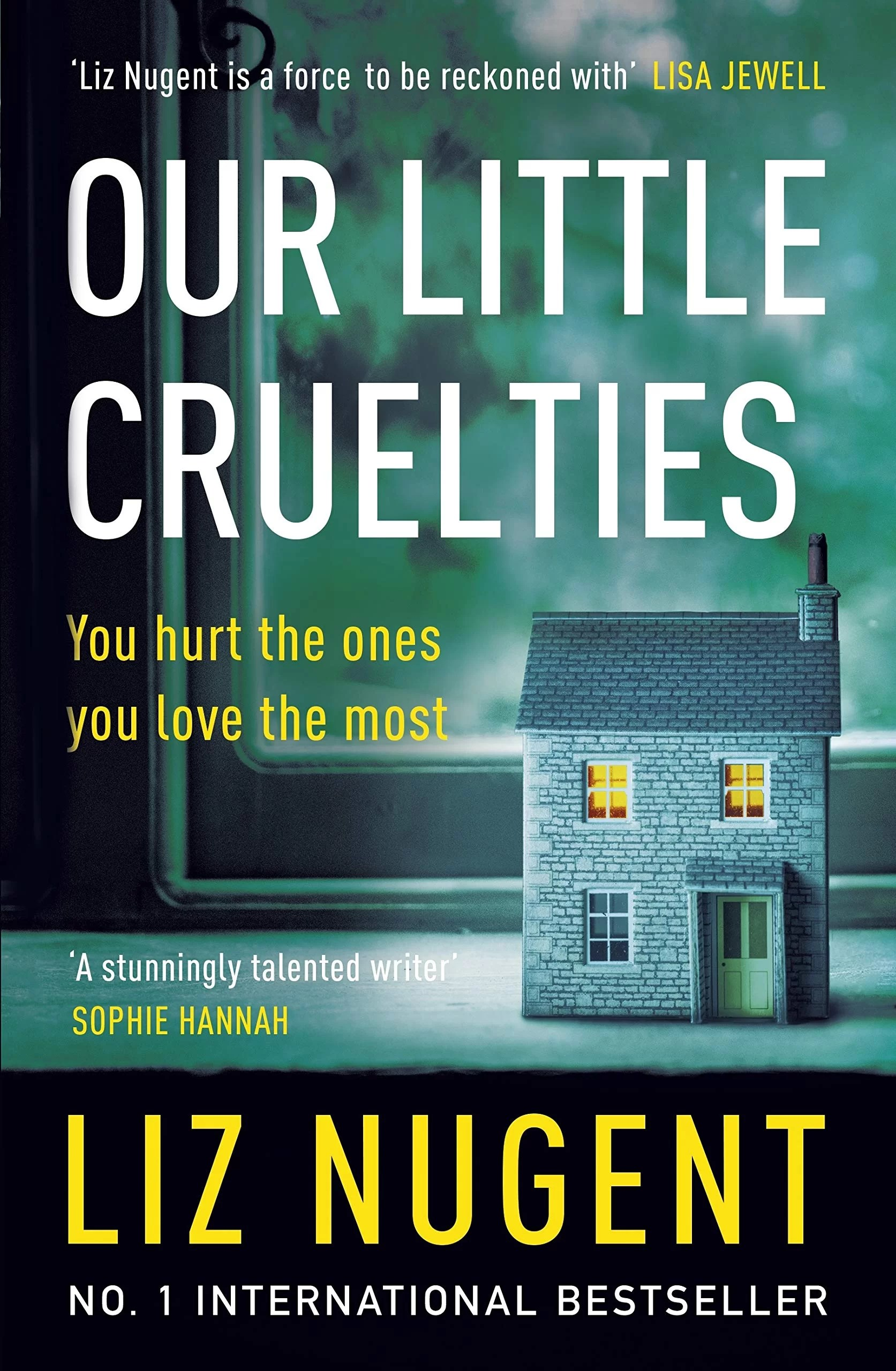 Review: Our Little Cruelties by Liz Nugent