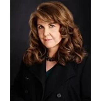 a photograph of author Bonnie MacBird