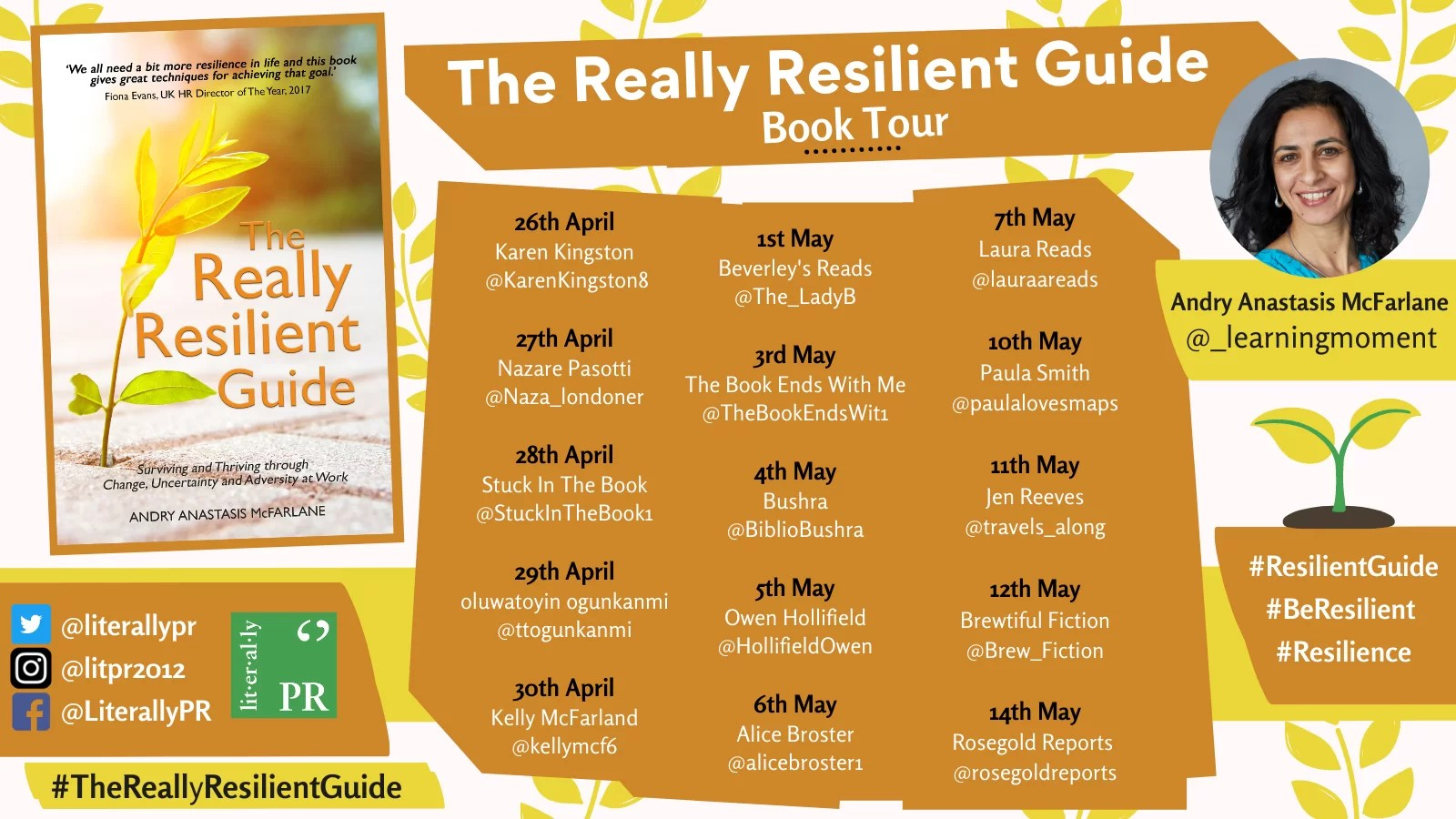 Really Resilient Guide by Andry Anastasis McFarlane