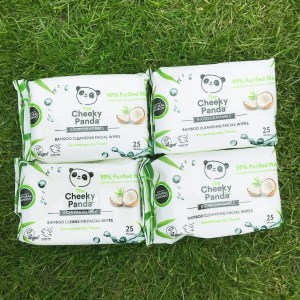 Read more about the article 3 Spoonie Benefits of The Cheeky Panda Facial Wipes