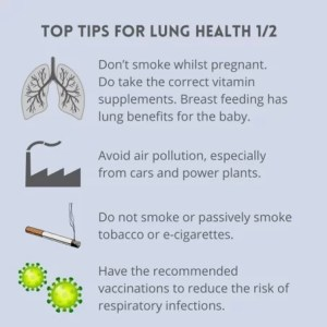 top tips for lung health 1