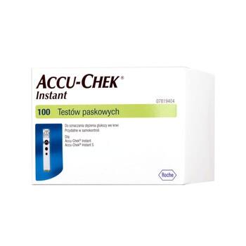 Accu Chek Instant Teststreifen 100 Streifen