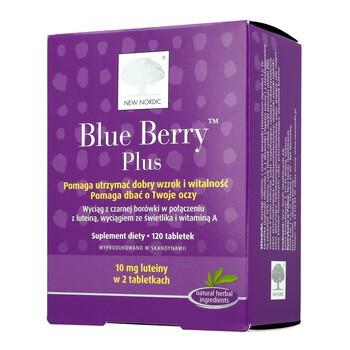 Blue Berry Plus Tabletten 120 Stueck