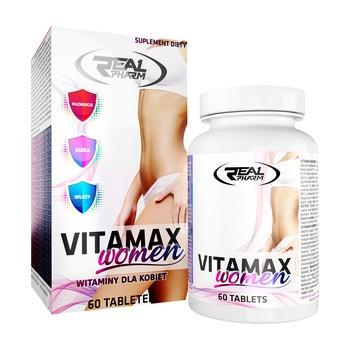 Echte Pharm Vitamax Frauen Tabletten 60 Stk.