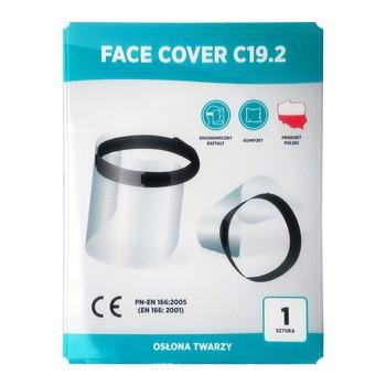 Face Cover C19.2 Gesichtsschutz Helm 1 Stk.