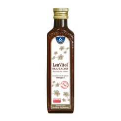 LenVitol Leinöl, kaltgepresst, 250 ml