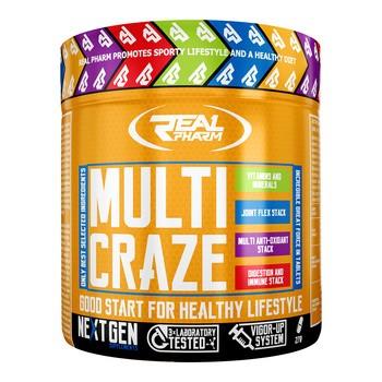 Real Pharm Multi Craze Tabletten 270 Stueck