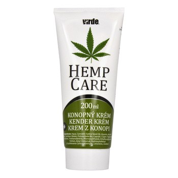 Virdepol Hemp Care Hanfcreme 200 ml