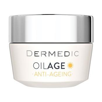 Dermedic Oilage, nährende Tagescreme zur Wiederherstellung der Hautdicke, 50 g