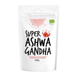 Diät Food, Bio Ashwagandha, Pulver, 200 g