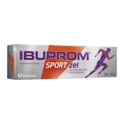 Ibuprom Sport, 50 mg, Gel, 100 g