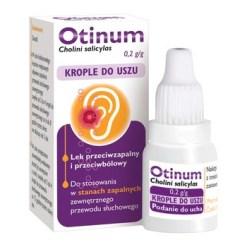 Otinum, 20 (200 mg/g), Ohrentropfen, 10 g