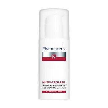 Pharmaceris N Nutri Capilaril, Intensive Pflegecreme, 50 ml