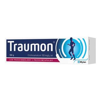 Traumon, 100 mg g, Gel, 100 g