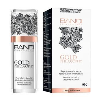 Bandi Exclusive Gold Philosophy, Peptid-Booster, der Falten reduziert, 30 ml
