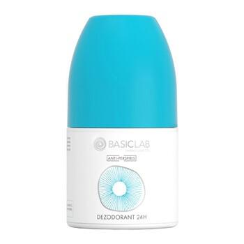 BasicLab AntiPerspiris, 24h Deo, 60 ml