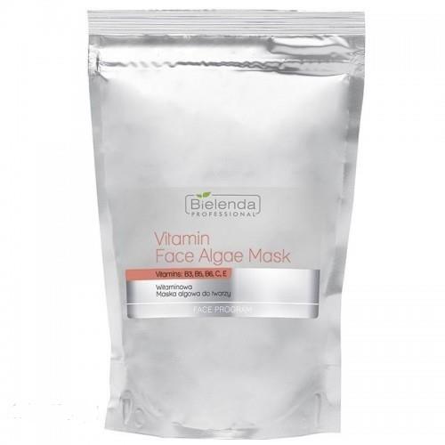 Bielenda Professional, Vitamin-Algen-Gesichtsmaske, 190 g, Nachfüllpackung