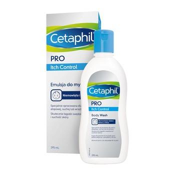 Cetaphil PRO Itch Control, Waschlotion, 295 ml