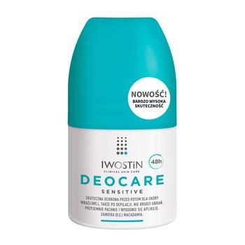Iwostin Deocare Sensitive Antitranspirant, 50 ml