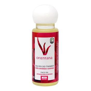 Orientana, Gesichtsöl, japanische Rose und Safran, 55 ml