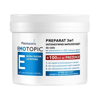 Pharmaceris E Emotopic, 3 in 1 Intensivölpräparat, 400 ml + 100 ml