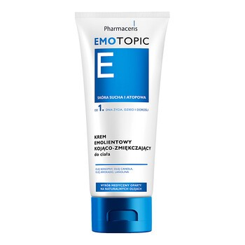 Pharmaceris E Emotopische, geschmeidig machende, beruhigende und weichmachende Creme, 200 ml