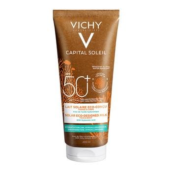 Vichy Capital Soleil, Sonnenschutz SPF 50 mit Hyaluronsäure, 200ml
