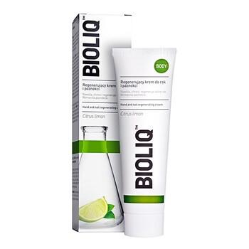 Bioliq Body, regenerierende Hand und Nagelcreme, 50 ml